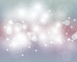 輝きとぼかしのグラデーション背景のイラスト素材 [FYI04926497]