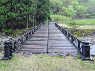神子畑鋳鉄橋「播但貫く、銀の馬車道 鉱石の道」として日本遺産認定の写真素材 [FYI04927011]