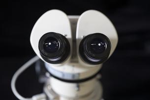 顕微鏡の写真素材 [FYI04927028]