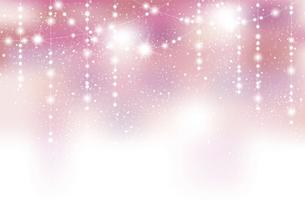 輝きとぼかしのグラデーション背景のイラスト素材 [FYI04927124]
