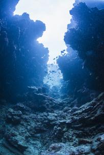 水中チャネルの写真素材 [FYI04927226]