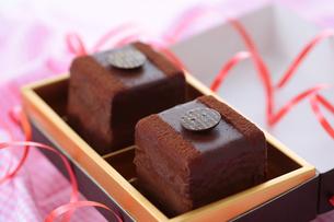 チョコレートケーキの写真素材 [FYI04927971]