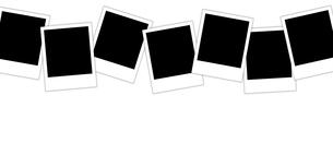 フォトフレームのイラスト素材 [FYI04929144]