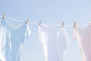 洗濯物の写真素材 [FYI04929176]