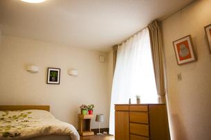 寝室の写真素材 [FYI04929180]