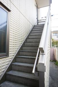 外階段の写真素材 [FYI04929192]