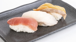 【和食】握り寿司の写真素材 [FYI04929326]