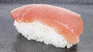 【和食】マグロの中トロの寿司 握り寿司の写真素材 [FYI04929328]
