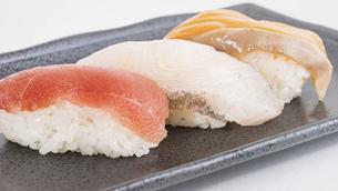 【和食】握り寿司の写真素材 [FYI04929332]