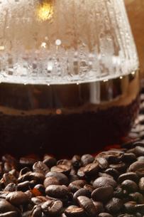 コーヒー豆の写真素材 [FYI04929374]