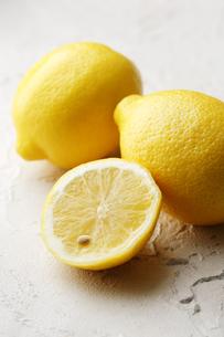 レモンの写真素材 [FYI04929864]