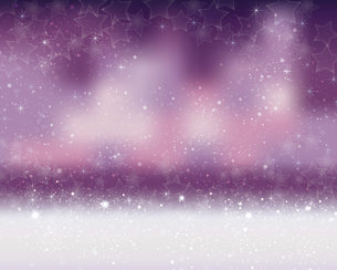 星が散らばるぼかしグラデーション背景のイラスト素材 [FYI04933499]