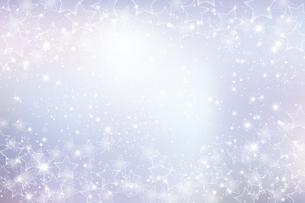 星が散らばるぼかしグラデーション背景のイラスト素材 [FYI04934010]