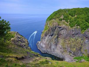 フレペの滝付近の風景の写真素材 [FYI04935099]