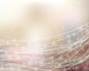 星とぼかしグラデーションの背景のイラスト素材 [FYI04937399]
