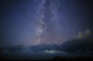 天の川の写真素材 [FYI04938607]