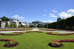 ザルツブルク ミラベル庭園の写真素材 [FYI04938969]