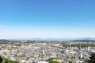 都市風景 熊本市の写真素材 [FYI04939990]