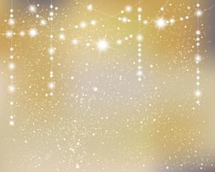 輝きとぼかしのグラデーション背景のイラスト素材 [FYI04940031]