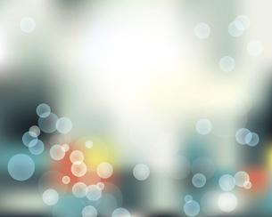 輝きとぼかしのグラデーション背景のイラスト素材 [FYI04940504]