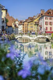 フランスの美しい町アヌシーの写真素材 [FYI04940558]