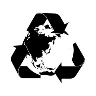 3R(recycle,reuse,reduce)・リサイクル・エコロジーイメージマークのイラスト素材 [FYI04941557]