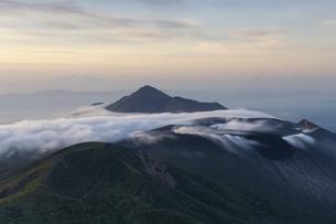 霧島連山の写真素材 [FYI04942892]