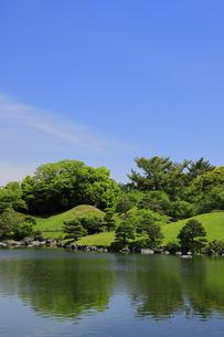 水前寺公園 熊本県の写真素材 [FYI04942982]