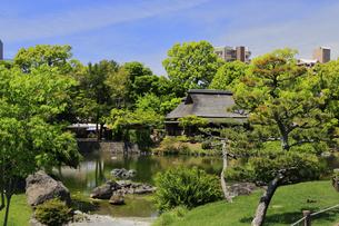水前寺公園 熊本県の写真素材 [FYI04942985]