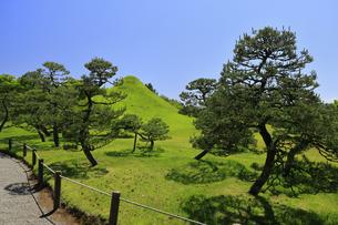 水前寺公園 熊本県の写真素材 [FYI04942996]