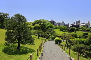 水前寺公園 熊本県の写真素材 [FYI04942997]