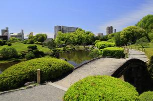 水前寺公園 熊本県の写真素材 [FYI04942998]
