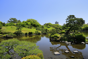 水前寺公園 熊本県の写真素材 [FYI04943003]
