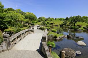 水前寺公園 熊本県の写真素材 [FYI04943007]