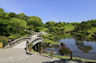 水前寺公園 熊本県の写真素材 [FYI04943008]