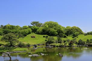 水前寺公園 熊本県の写真素材 [FYI04943009]