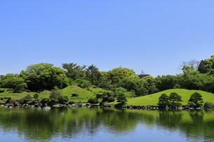 水前寺公園 熊本県の写真素材 [FYI04943011]