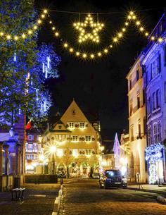 フランス、アルザスのクリスマスの写真素材 [FYI04943324]