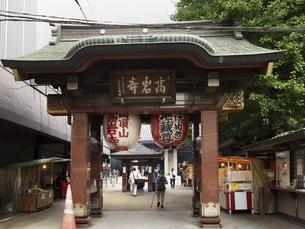 巣鴨 高岩寺 東京都の写真素材 [FYI04945101]