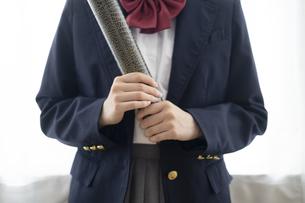 高校生のポートレートの写真素材 [FYI04945244]