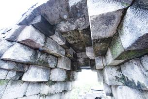 ボロブドール寺院の写真素材 [FYI04945460]
