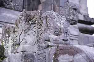 プランバナン寺院の写真素材 [FYI04945497]