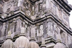 プランバナン寺院の写真素材 [FYI04945500]