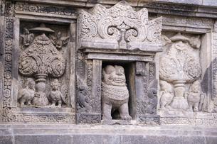 プランバナン寺院の写真素材 [FYI04945506]