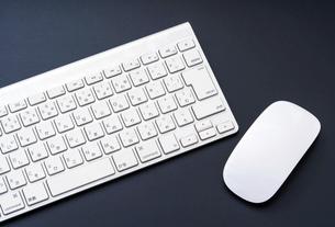 キーボードとマウスの写真素材 [FYI04945583]