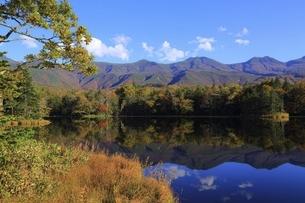 世界自然遺産 知床五湖の写真素材 [FYI04948691]