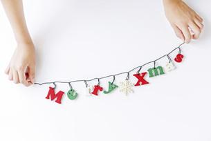 クリスマスの準備の写真素材 [FYI04948966]