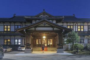 奈良ホテルの写真素材 [FYI04948984]