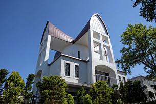 函館 聖ヨハネ教会の写真素材 [FYI04949722]