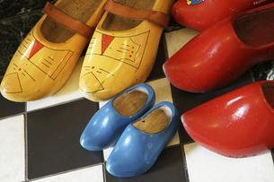 木靴の写真素材 [FYI04950872]